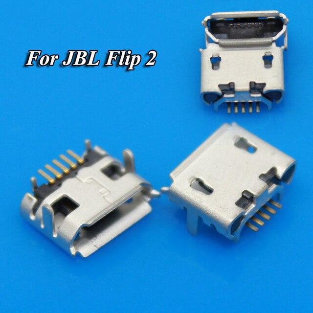 JCD pour JBL retourner 2 retourner 3 haut-parleur Bluetooth Micro MINI USB prise connecteur remplacement pièces de réparation chargeur de Port de charge
