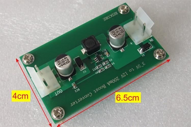 Boost DC - DC power supply module/booster 3 ~ 5 v to 12 v/lithium battery booster/low ripple linear power supply 5 v dc 220 v voltage regulator module obtainment of 3 3 v to 2 5 v to 1 8 v plus or minus 12 v is adjustable