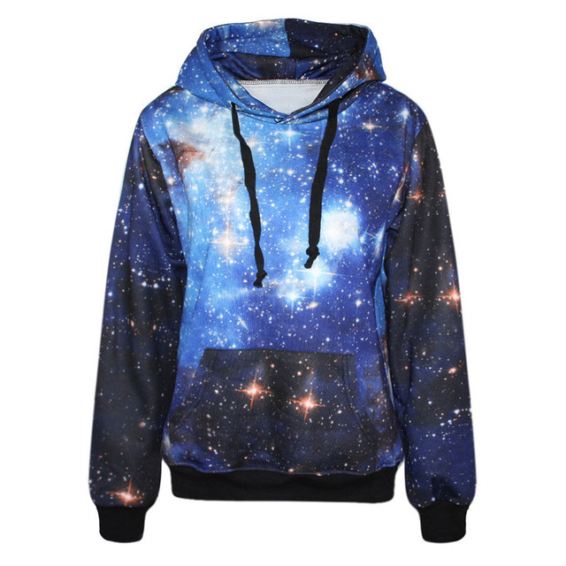 2016 New Fashion 3D Printed Hoodies Hooded Galaxy Cartoon Green Weed Leaves Casual Sweatshirt Men/Women High Quality Tops Jacket
