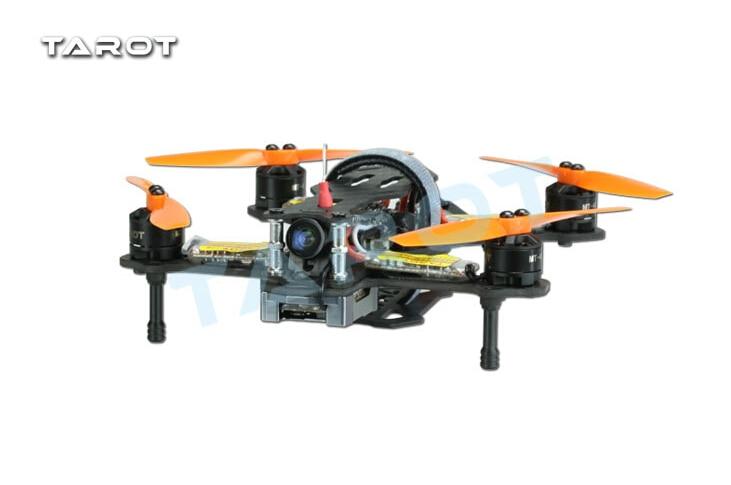 F17848 Tarot TL120H1 120mm Carbon Fiber Frame for FPV Racing Quadcopter RTF weyland tarot tl120h1 120mm carbon fiber frame for fpv racing drone mini quadcopter rc rc four axis aircraft rtf free shipping
