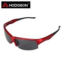 1059 hodgson brand new polarizzati occhiali bici uv400 ciclismo occhiali da sole sport occhiali rosso e bianco telaio grigio lenti blu