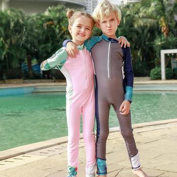 Stroje kąpielowe dla dziewczyn dla dzieci chłopcy dziewczyny ubrania nastolatek stroje kąpielowe dla niemowląt plażowe dla dzieci strój kąpielowy chłopców kombinezony dla dzieci strój kąpielowy Y891 tanie i dobre opinie NYLON Poliester Drukuj Queen Goddess Unisex Pasuje prawda na wymiar weź swój normalny rozmiar