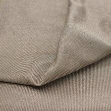 100% Zilveren Vezel Rekbare Stof Stralingsbescherming Materiaal Zilver Geleidende Stof Emf Rfid Blocking Stof
