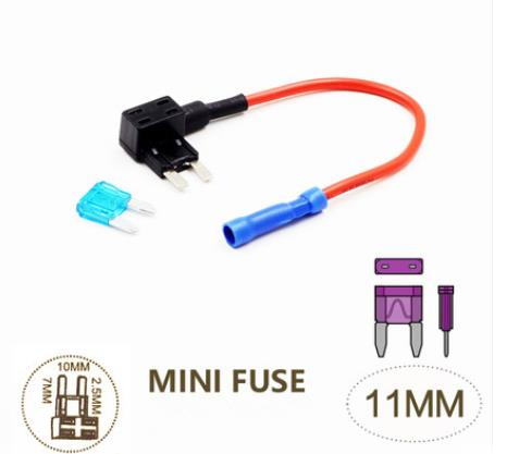 com buy mm car fuse box to take electrical blade 11mm car fuse box to take electrical blade car fuse take power socket aac lossless circuit