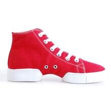 Square dance shoes girl canvas shoes women zapatos mujer modern shoes female aerobics dancing shoes Dance Latin Women