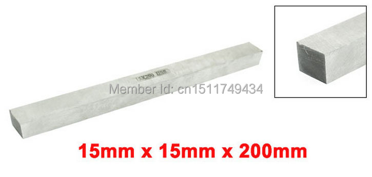 HSS 6 x 6 x 200mm Square Lathe Tool Bit Boring Bar Fly Cutter CNC Graver /& mould