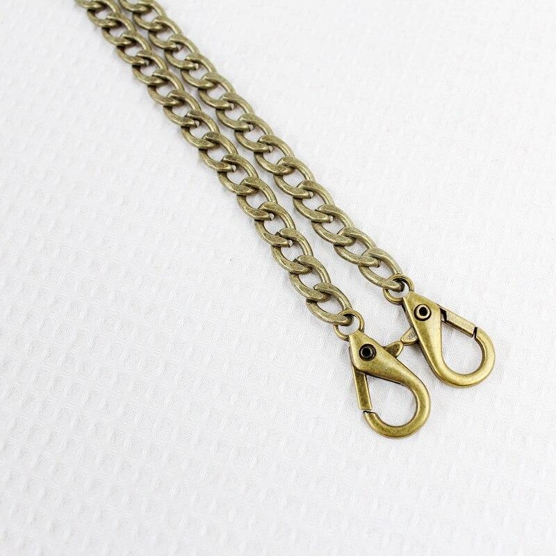 Gros Antique Bourse Métal Mousquetons Bricolage La De En Main À Avec Pièces Brass Accessoires Chaîne 20 Sacs Laiton qYvffa