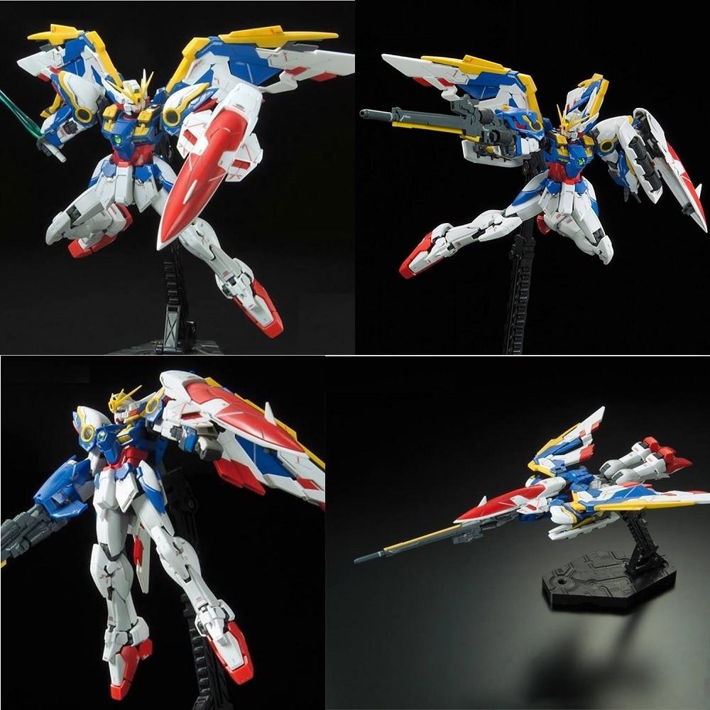 14 Gundam Wing Zero Ew Rg Pictures