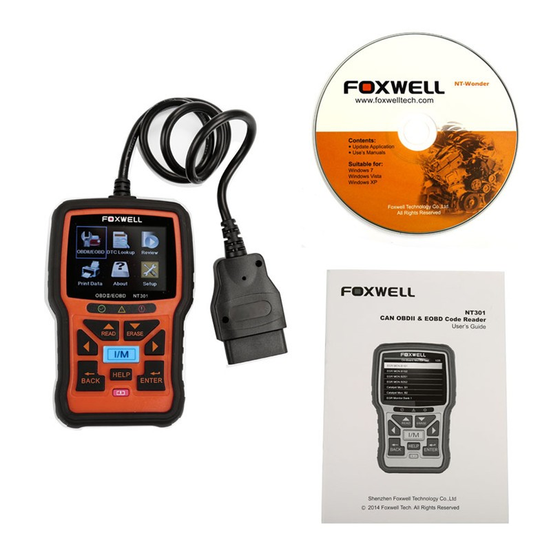 2016-Hot-Sale-Genuine-Foxwell-NT301-OBD2-Live-Data-Code-Engine-Reader-CAN-OBDII-EOBD-Fault