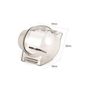 Image 5 - Прозрачный защитный чехол для объектива камеры, Защитная крышка с шарнирным замком, крышка, чехол для RC DJI Mavic Pro/Platinum Drone Parts