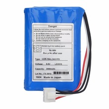 2000mAH New Electrocardiogram machine battery for Fukuda FCP-3155 FCP-3166 FCP-3201 FCP-3255 FCP-3610
