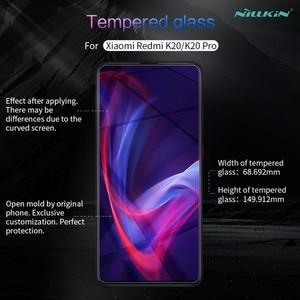 Image 2 - Para Xiaomi Redmi K20 de vidrio templado de Nillkin 9H increíble H/H + Pro película de vidrio transparente rojo para Redmi K20 Pro Mi 9T 9T Pro Protector de pantalla