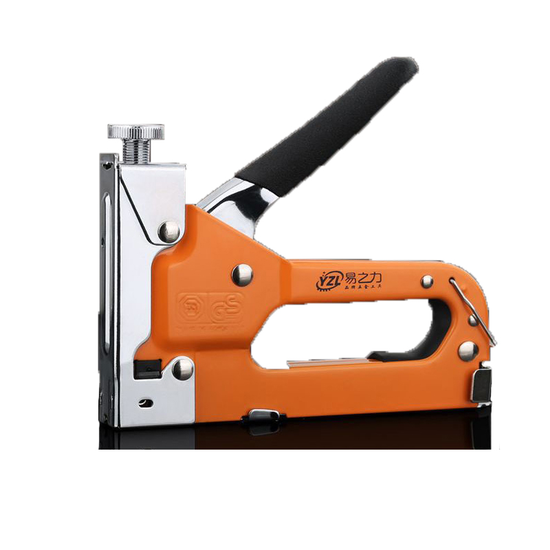 Hand Tool Sets Tools Search For Flights Furniture Stapler For Wood Door Upholstery Framing Rivet Gun Multitool Nail Staple Gun U And T Shape Nail Gun Hand Tool Set