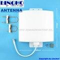 Открытый Водонепроницаемый 12dBi 800-2700 МГц GSM 3 Г WI-FI LTE 4 Г сигнал повторителя плоская панель антенны