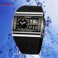OHSEN Digital LED Date Rubber Sport Waterproof Mens Boy Wrist Watch  Oct28 new design send in 2 days