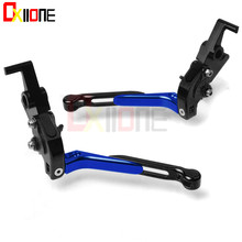 Universal CNC accessories aluminum adjustable Lengthening Motorcycle brake clutch levers For BMW S1000R S 1000 R 2014-2016 2015 cnc adjustable motorcycle brake clutch levers blue brake clutch levers for bmw s1000rr s 1000rr s 1000 rr 2015 2016