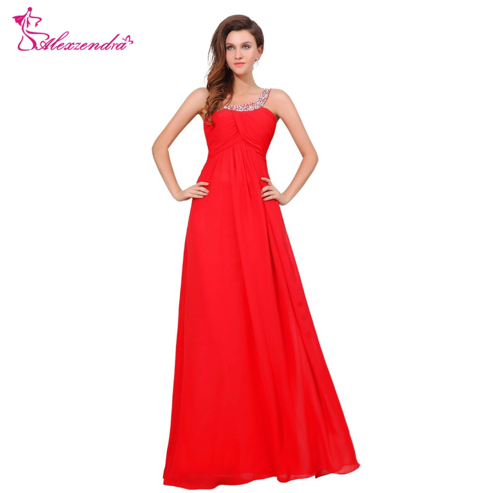 Alexzendra A Line Chiffon One Shoulder Simple   Bridesmaid     Dress   for Wedding Long Party Gown   Bridesmaid   Gown Plus Size