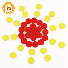 Baby Toy Montessori Sorting Discs Exercises Wooden Toys Infant Toddlers Preschool Practice Color Educational Games