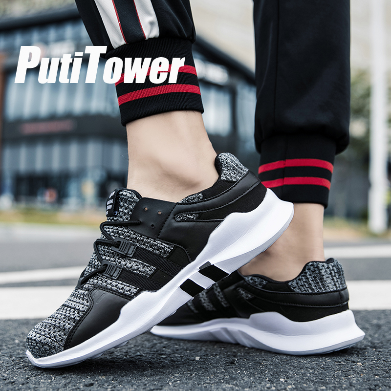 2018 New Casual Shoes Men Plus Size Outdoor Mens Sneakers Fashion Trainers Hot Sales Footwear Chaussure Homme Zapatos Hombre spring ultra light mens shoes men casual leather mans footwear zapatos hombre presto lace up breathable air chaussure homme 95