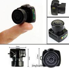 NEW!HD CMOS 2.0 Mini Camcorder Micro Portable camera Mega Pixel Pocket Video Camera 480P DV DVR Recorder 720P JPG Can up to 32G