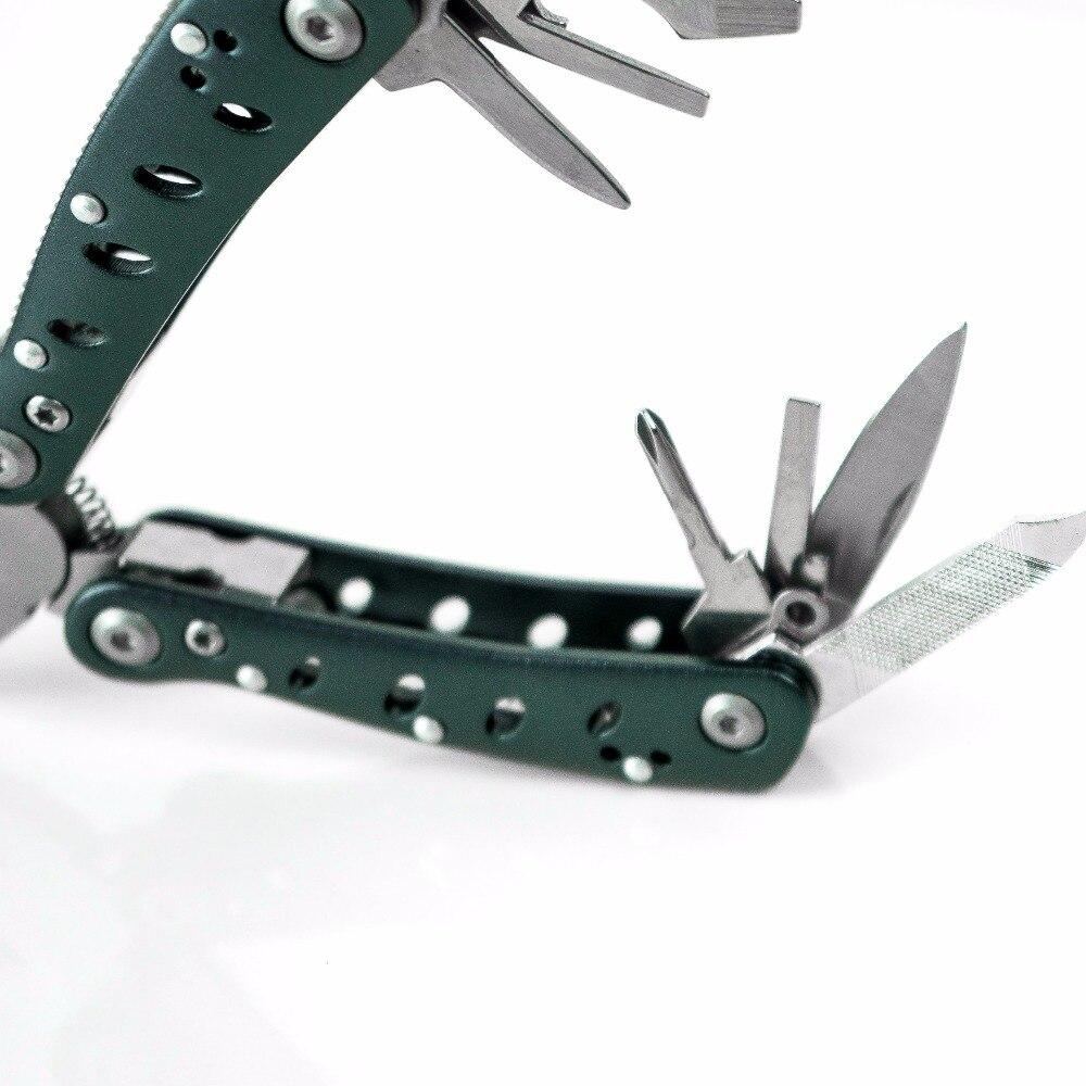 Treu Ganzo G302 G302b Multi Tool Messer Zange Edc Werkzeuge Klapp Multitool Zange Fleck Multifunktions Überleben Messer Bits Klapp Zange Werkzeuge Handwerkzeuge