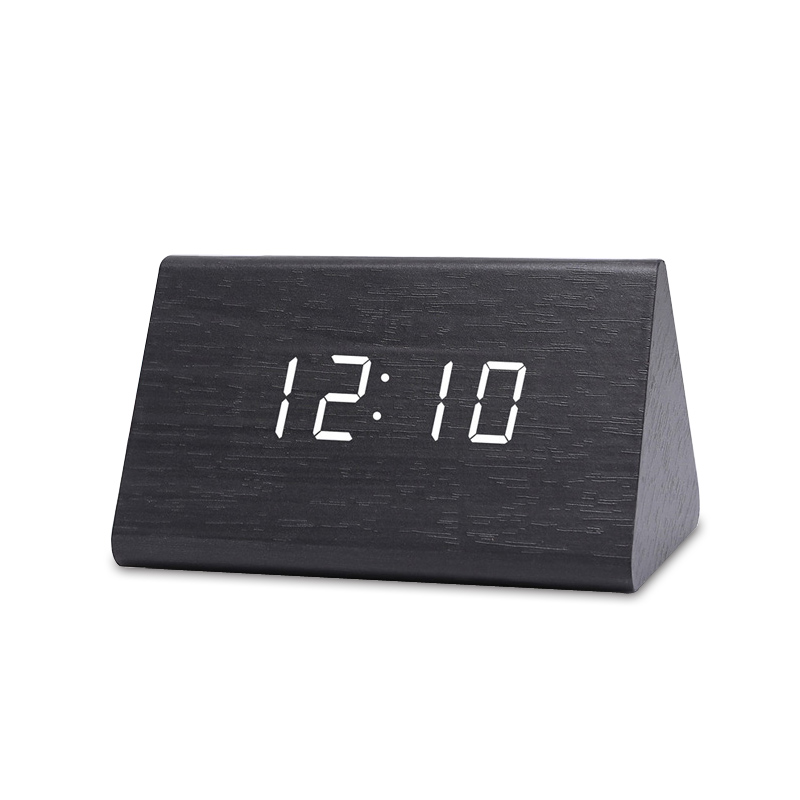 buy digital alarm clock modern time date. Black Bedroom Furniture Sets. Home Design Ideas