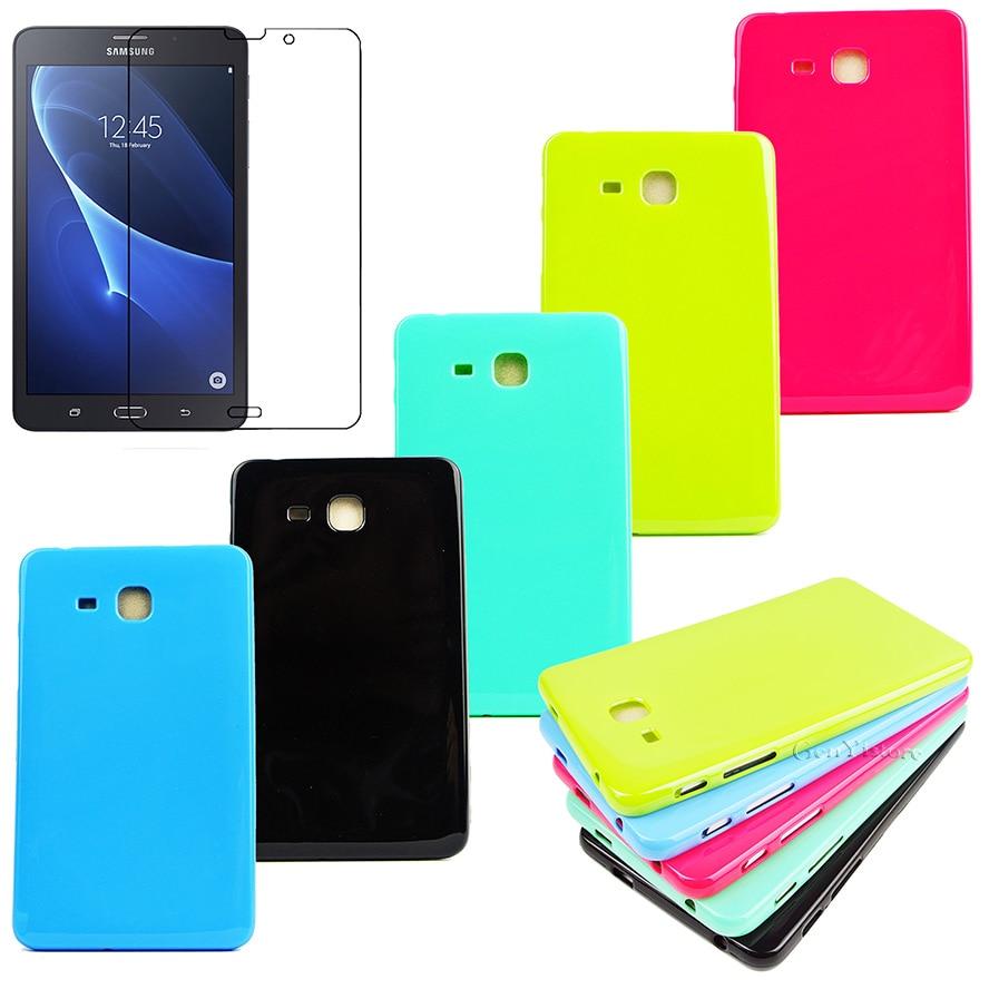 Soft Tpu Case For Samsung Galaxy Tab A A6 70 Inch T280 T285 Sm 2016 7 Tablet
