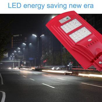 40 w 40LED רחוב במיוחד תאורה שמש אור עמיד למים חיצוני גוף חיישן שמש מנורת כביש קיר מנורת אינדוקציה