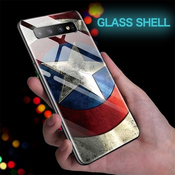 Marvel Phone Case For Samsung Galaxy