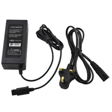 Xunbeifang UK Spina AC Adapter Power Supply per N GC gamecube Console con Cavo di Alimentazione