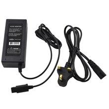 Xunbeifang UK Stecker AC Adapter Netzteil für N GC gamecube Konsole mit Power Kabel