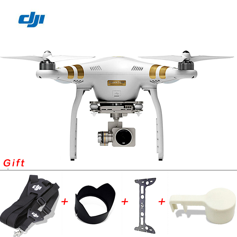 DJI Phantom 3 Advanced/Professional Drone rtf with 1080P 2.7K/4K Full HD camera live HD view/Brushless/GPS system Free shipping