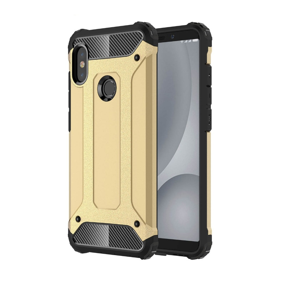 Väska till Xiaomi Redmi Note 5 Pro Global A2 Väska Plast 2 i 1 - Reservdelar och tillbehör för mobiltelefoner - Foto 3
