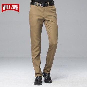 Business Casual Pants Men