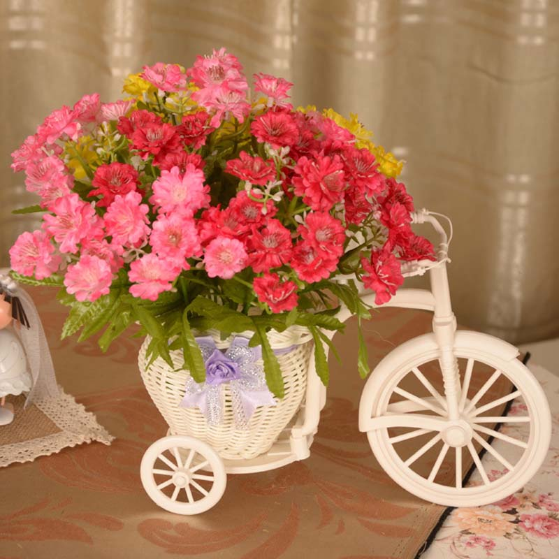 Aliexpress Com Buy Artificial Daisy Gerberas Fowers Wholesale Home Decoration Home Decoration Silk Flower Simulation Flowers