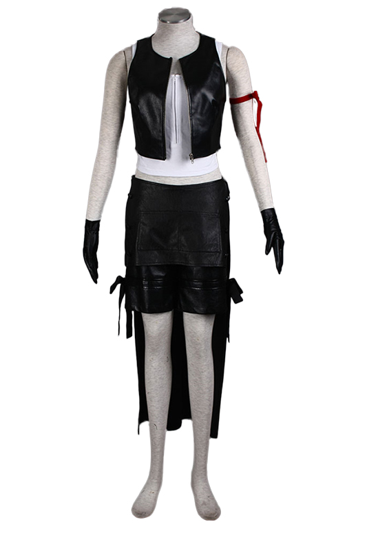 Hot Final Fantasy XIII Cosplay Adult Women Tifa Cosplay Costume Full Sets Halloween Carnival Costume