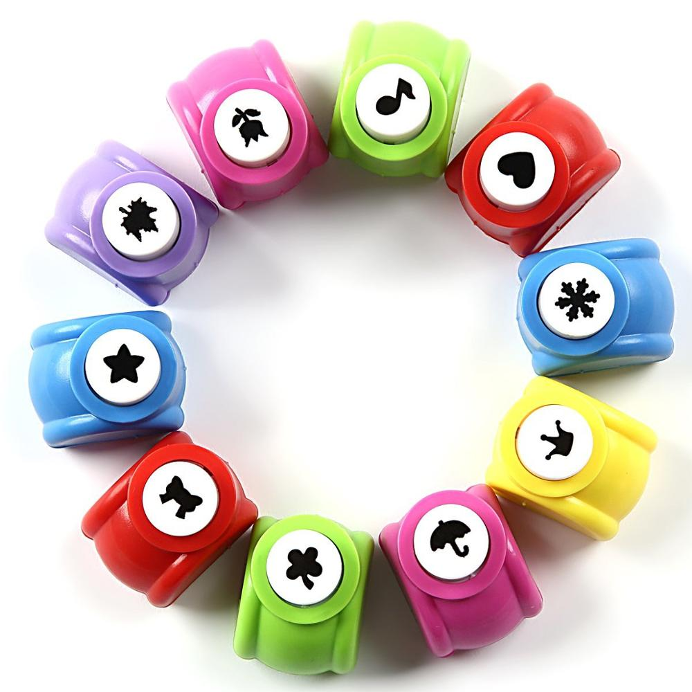 Hole Punches with Custom Shapes, Hole Punchers with Round Holes, Custom Sizes and Strengths.