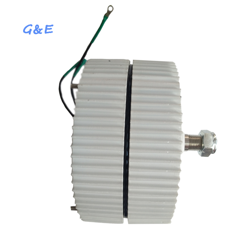 New Arrival Low RPM 300W PMG 12V/24V/48V AC Output Permanent Magnet Generator For Vertical Horizontal Wind Turbine