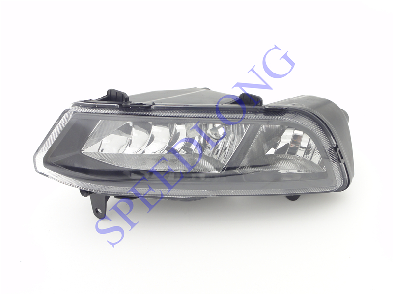 1 PC LH fog light front bumper fog lamp left side for VW Volkswagen POLO HATCHBACK 2014-2016 free shipping new pair halogen front fog lamp fog light for vw t5 polo crafter transporter campmob 7h0941699b 7h0941700b