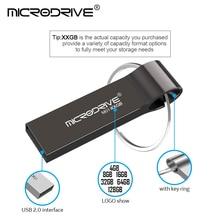 MICRODRIVE Metal USB Flash Drive