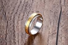 Мужское кольцо 7 мм в новом дизайне модные ювелирные изделия