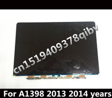 Genuine 15″ Laptop Matrix for Macbook Pro Retina A1398 LCD LED Screen Display 2013 2014 Years