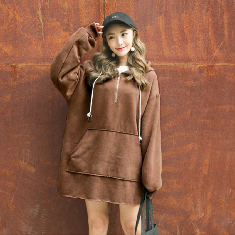 oversize-harajuku-split-hooded-2016-Autumn-casual-fashion-exclusive-homemade-simple-solid-color-long-ring-Fleece