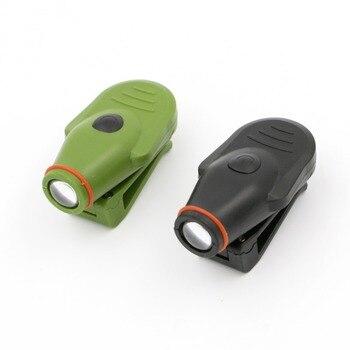 цена на CREE LED Clip Mini Flashlight Lamp Cap