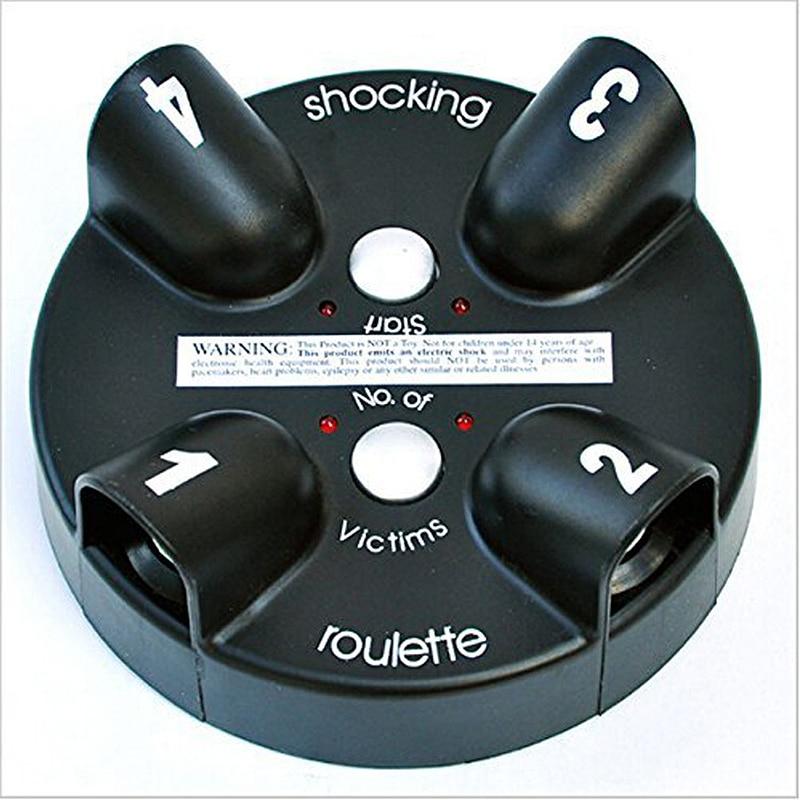 Nuevo divertido eléctrico Finger Machine shock complicado Lie - Nuevos juguetes y juegos - foto 3