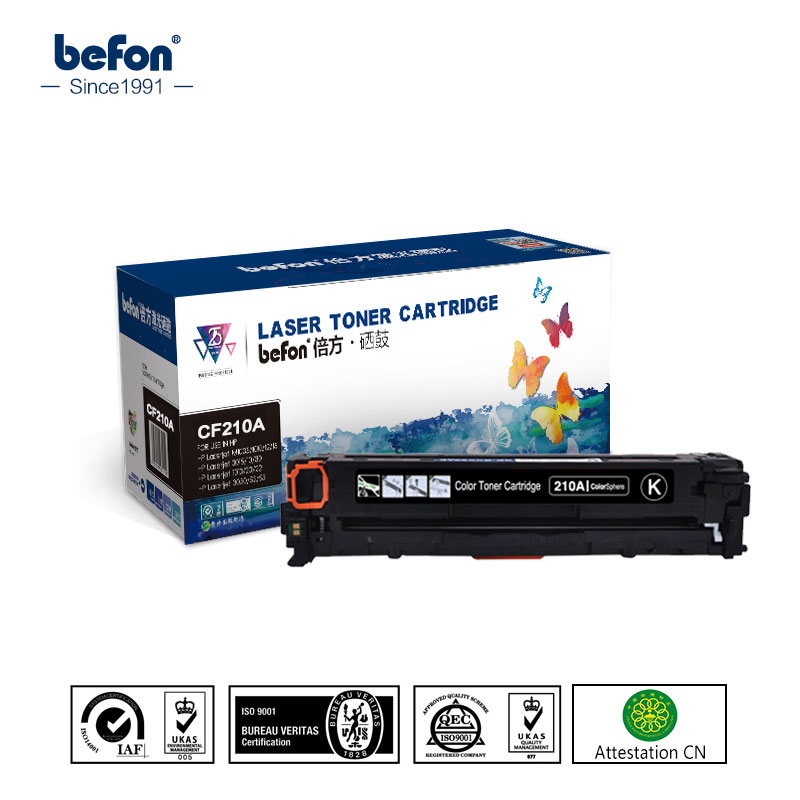 FREE DHL MAIL SHIPPING. For HP CF210A Toner Cartridge Compatible CF210A Toner compatible new laser printer OEM toner cartridge