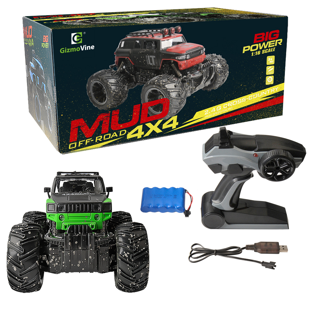 GizmoVine-RC-Car-24G-116-Scale-Rock-Crawler-Car-Supersonic-Monster-Truck-Off-Road-Vehicle-Buggy-Electronic-Toy-For-Kids-Gift-5