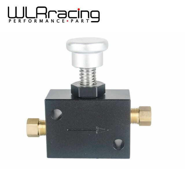 WLR RACING - New brake lock line lock hydraulic brake park lock pressure holder for Disc Drum WLR3317