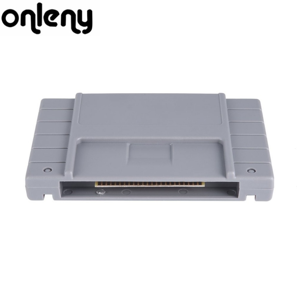 Onleny Vintage 16-bit Flash Game Drive Flash Cartridge TV Video Games Console Game Card Plug & Play for Castlevania - Dracula