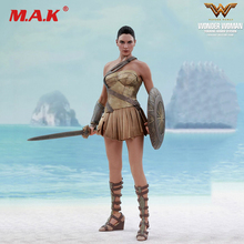 For Collection 1/6 scale Wonder Woman (Training Armor Version) Collectible Figure full set
